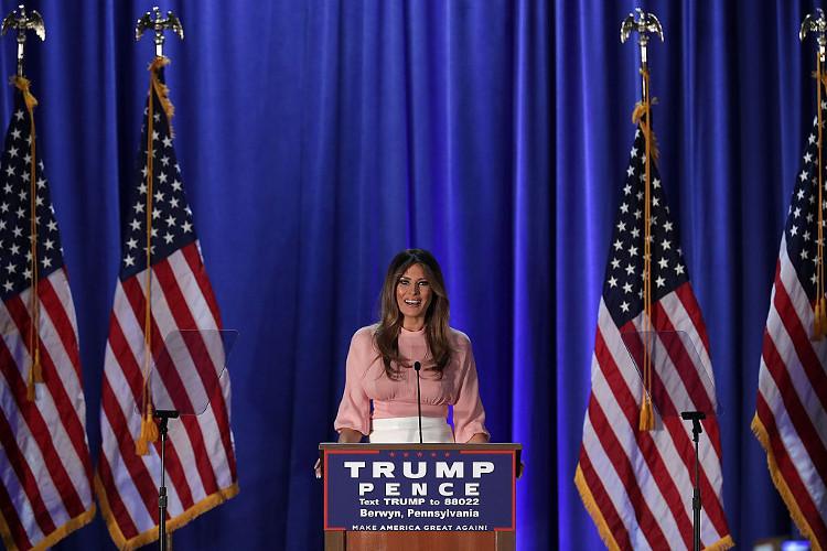 3 người vợ người mẫu xinh đẹp của Donald Trump - 7