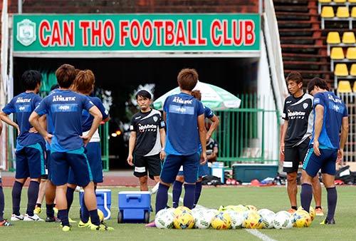 Đội bóng Nhật Bản đánh giá cao Công Phượng, Tuấn Anh - 1