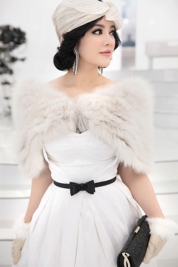 Mỹ nhân Việt nào mặc áo lông sành điệu nhất? - 3
