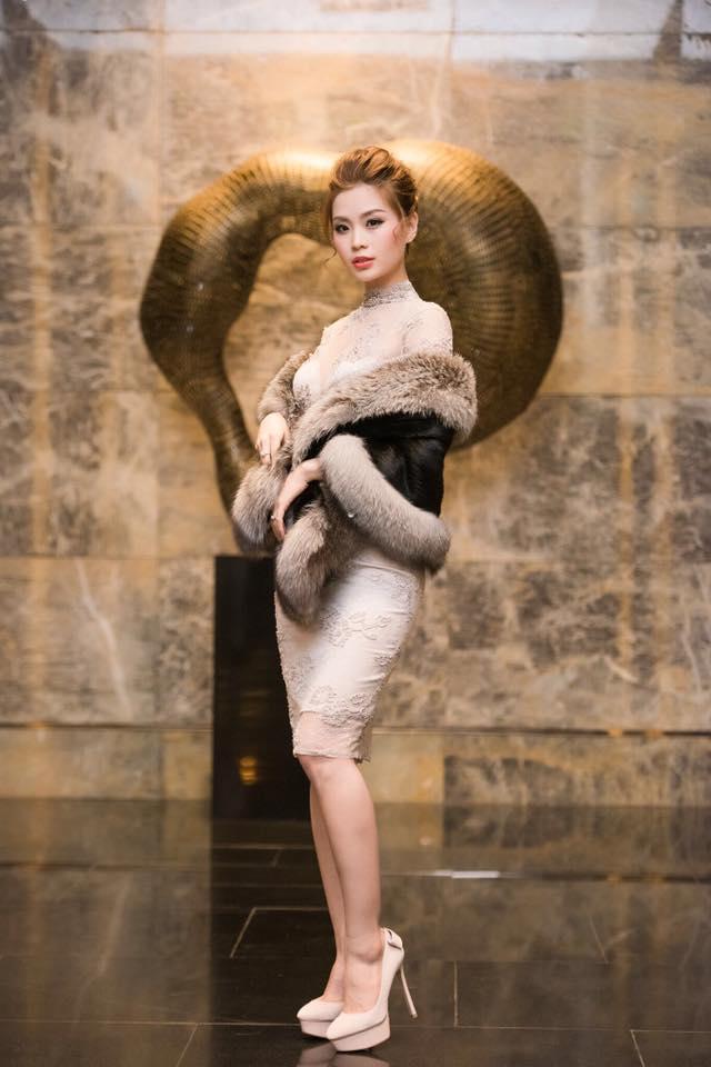 Mỹ nhân Việt nào mặc áo lông sành điệu nhất? - 7