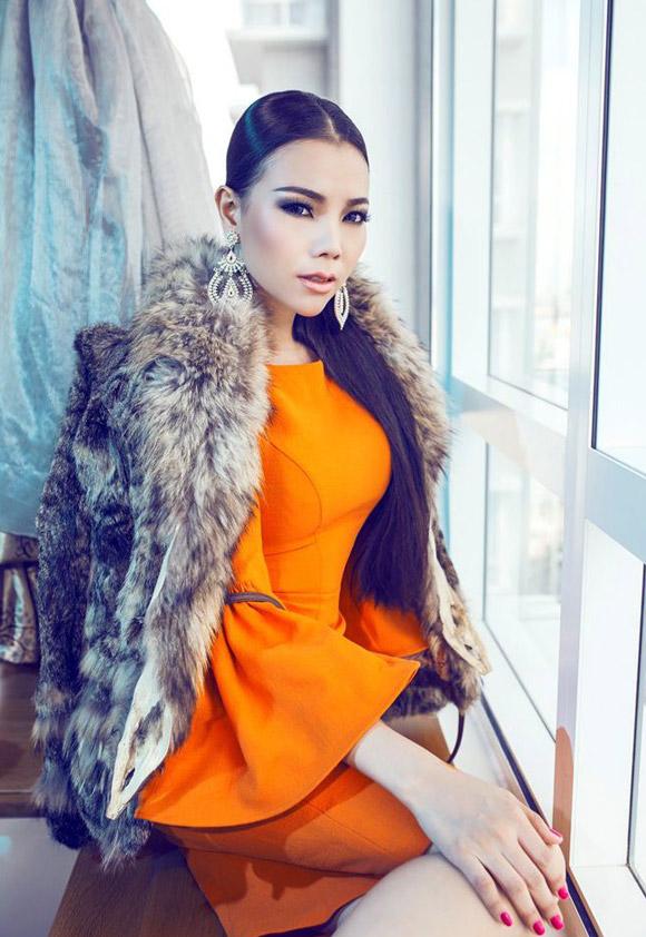 Mỹ nhân Việt nào mặc áo lông sành điệu nhất? - 13
