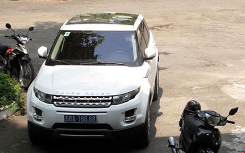Công an Kiên Giang thông tin việc cho UBND tỉnh mượn xe - 1