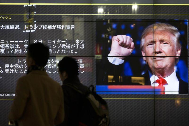 """Báo Mỹ: Trump làm tổng thống là """"thất bại"""" lớn với châu Á - 1"""