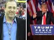 Bóng đá - MU: Sếp lớn Glazer ủng hộ Tổng thổng Trump 45.000 bảng