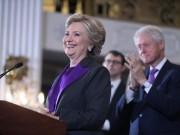 Thế giới - Thực ra dân Mỹ bầu cho Clinton nhiều hơn Trump