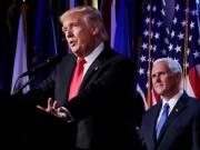 Thế giới - Trước khi vào Nhà Trắng, ông Trump sẽ phải ra hầu tòa