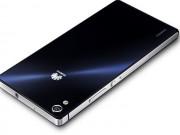 Dế sắp ra lò - Huawei phát triển màn hình tràn cạnh 100%