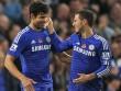 Chelsea nhận liền 2 tin dữ: Costa, Hazard chấn thương