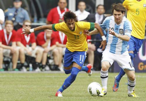 Chi tiết Brazil - Argentina: Neymar và đồng đội phô diễn (KT) - 11