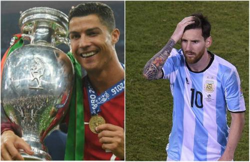 """Ronaldo: """"Donald Trump"""" hoàn hảo của bóng đá thế giới - 3"""