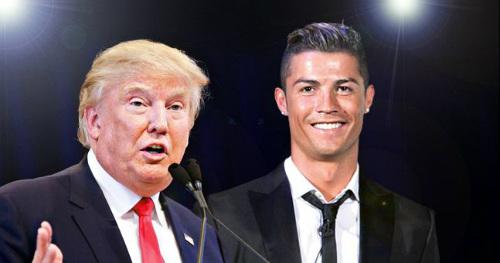 """Ronaldo: """"Donald Trump"""" hoàn hảo của bóng đá thế giới - 2"""