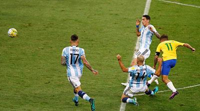Chi tiết Brazil - Argentina: Neymar và đồng đội phô diễn (KT) - 3