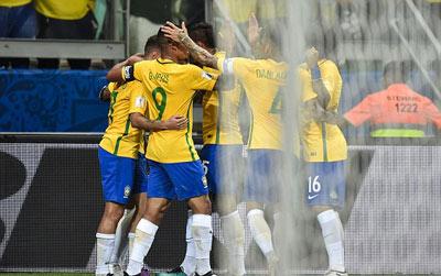 Chi tiết Brazil - Argentina: Neymar và đồng đội phô diễn (KT) - 6