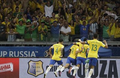 Chi tiết Brazil - Argentina: Neymar và đồng đội phô diễn (KT) - 4