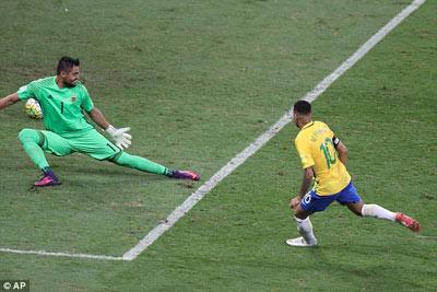 Chi tiết Brazil - Argentina: Neymar và đồng đội phô diễn (KT) - 5