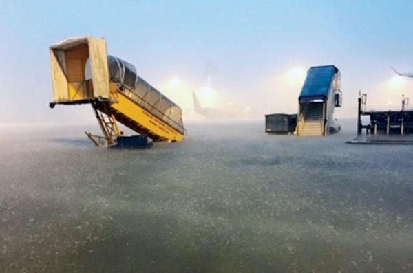 Khẩn trương xây hồ chống ngập sân bay Tân Sơn Nhất - 1