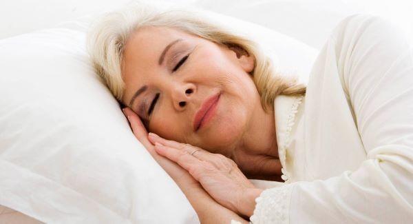 Khỏe mạnh, hồng hào nhờ tìm được bài thuốc giúp ngủ ngon - 1