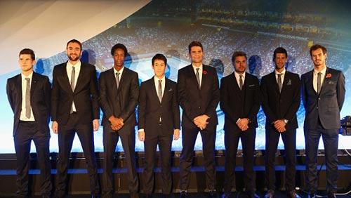Tennis-ATP Finals: 8 SAO bảnh bao, sẵn sàng khai chiến - 1