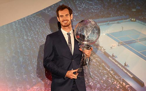 Tennis-ATP Finals: 8 SAO bảnh bao, sẵn sàng khai chiến - 2