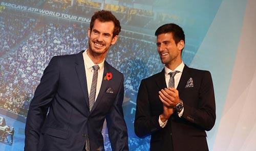 Tennis-ATP Finals: 8 SAO bảnh bao, sẵn sàng khai chiến - 3