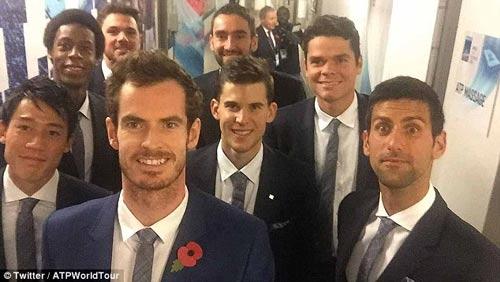 Tennis-ATP Finals: 8 SAO bảnh bao, sẵn sàng khai chiến - 4