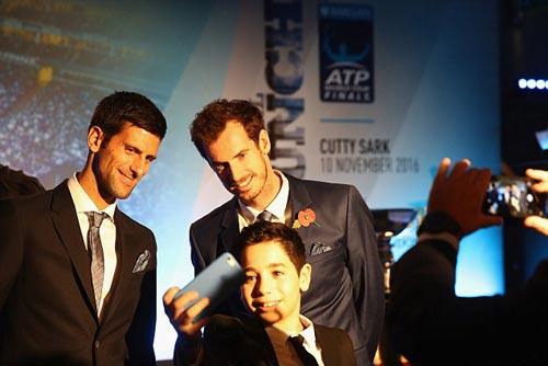 Tennis-ATP Finals: 8 SAO bảnh bao, sẵn sàng khai chiến - 5