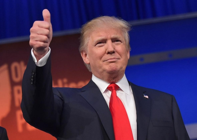 Làm tổng thống, Donald Trump có được kinh doanh? - 1