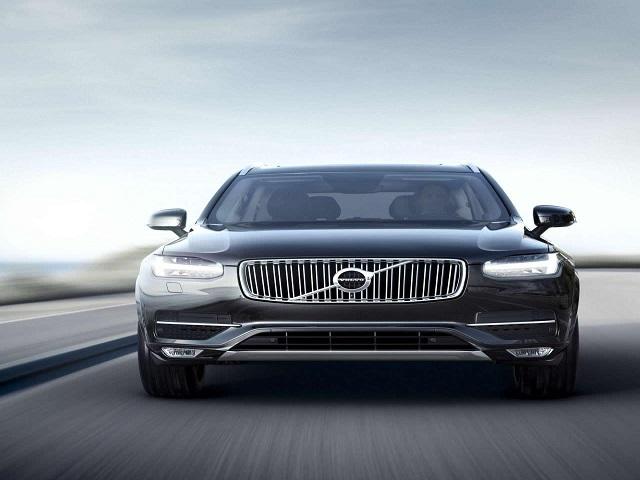 Volvo thu hồi 74.000 xe tại Mỹ do vấn đề dây an toàn - 1