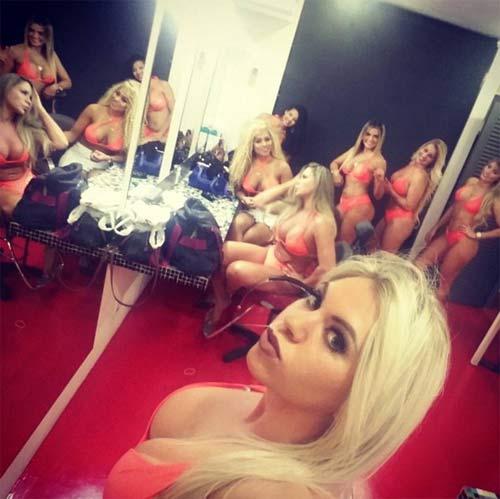 Hoa hậu Siêu vòng 3 Brazil ồn ào với đủ loại scandal - 3