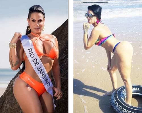 Hoa hậu Siêu vòng 3 Brazil ồn ào với đủ loại scandal - 2