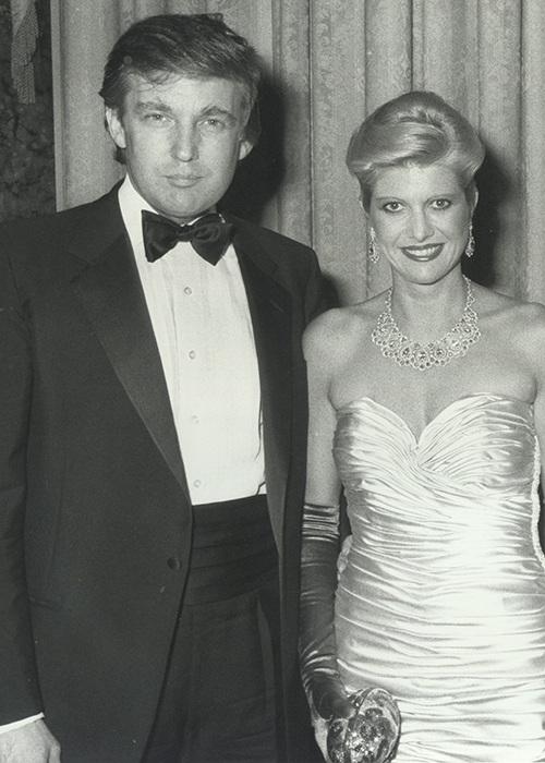 """""""So găng"""" nhan sắc 3 người vợ của  Donald Trump - 1"""