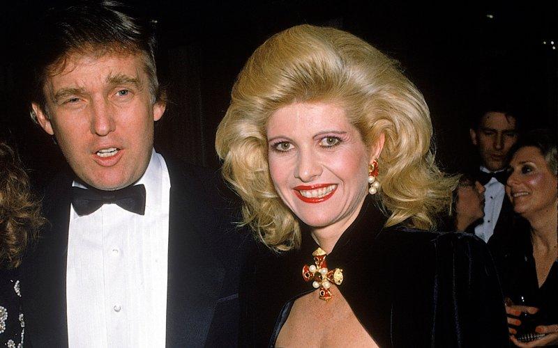 """""""So găng"""" nhan sắc 3 người vợ của  Donald Trump - 2"""