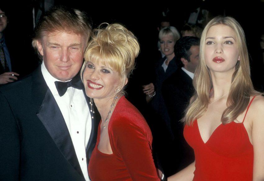"""""""So găng"""" nhan sắc 3 người vợ của  Donald Trump - 3"""