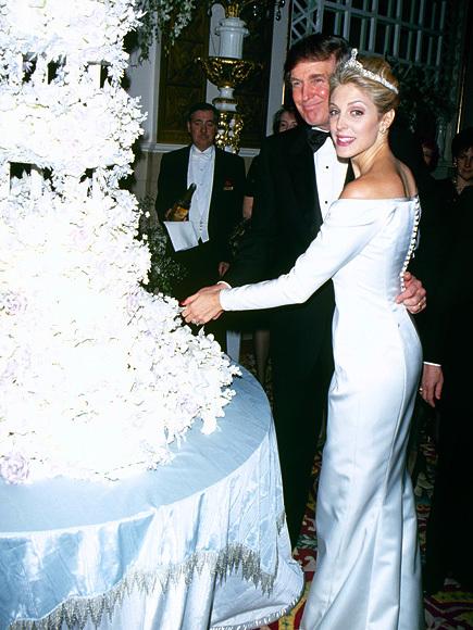 """""""So găng"""" nhan sắc 3 người vợ của  Donald Trump - 5"""