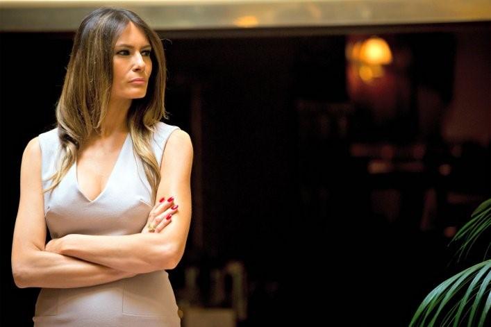 """""""So găng"""" nhan sắc 3 người vợ của  Donald Trump - 9"""