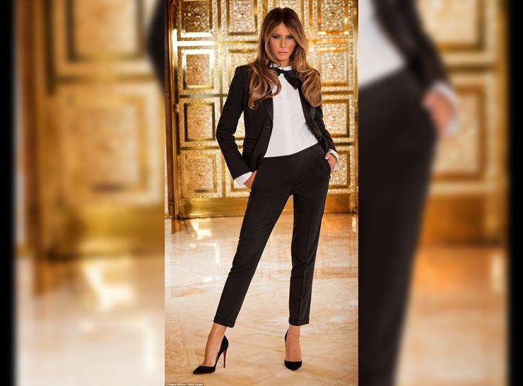 """""""So găng"""" nhan sắc 3 người vợ của  Donald Trump - 11"""