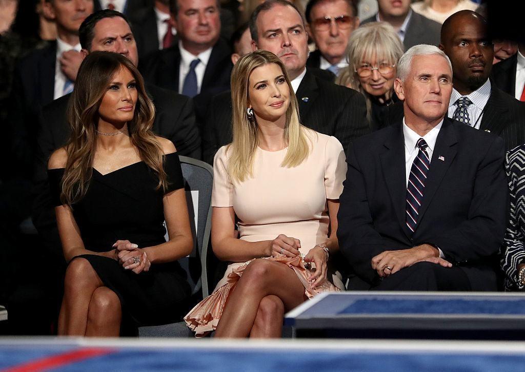 """""""So găng"""" nhan sắc 3 người vợ của  Donald Trump - 12"""