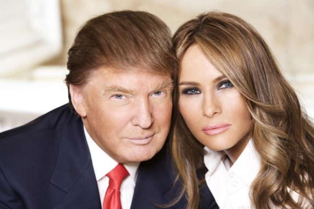 """""""So găng"""" nhan sắc 3 người vợ của  Donald Trump - 14"""