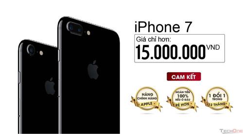 iPhone 7 hạ giá kịch sàn còn hơn 15 triệu đồng - 3