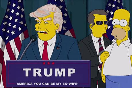 Tiên đoán Donald Trump là tổng thống Mỹ từ 16 năm trước - 1