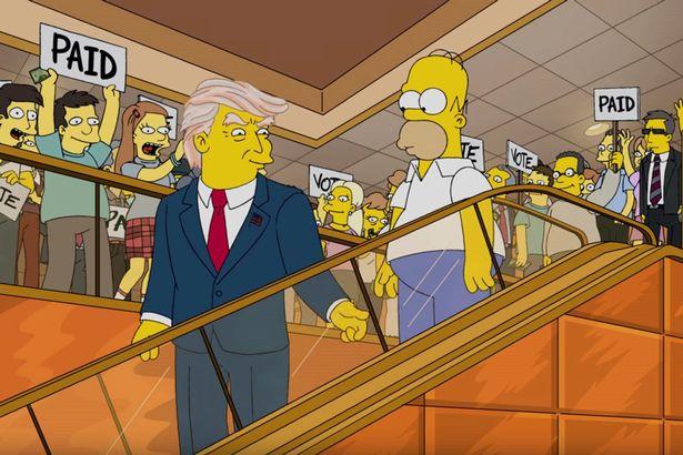 Tiên đoán Donald Trump là tổng thống Mỹ từ 16 năm trước - 3