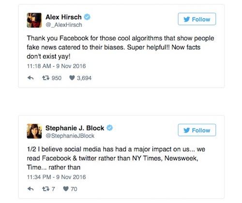 Facebook bị tố gây tác động tới cuộc bầu cử tổng thống Mỹ - 1