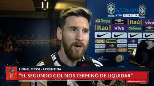 Argentina thua thảm Brazil: Messi bị chỉ trích kịch liệt - 3