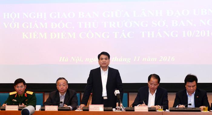 Chủ tịch HN yêu cầu cán bộ không hát karaoke giờ nghỉ trưa - 1
