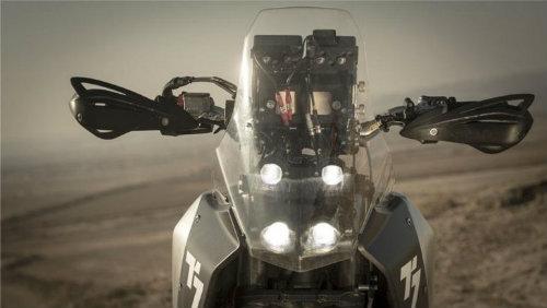 Yamaha T7 Concept lộ diện làm nên huyền thoại mới? - 4