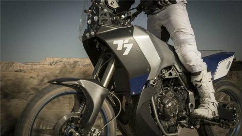 Yamaha T7 Concept lộ diện làm nên huyền thoại mới? - 11