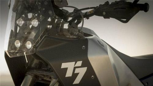 Yamaha T7 Concept lộ diện làm nên huyền thoại mới? - 9