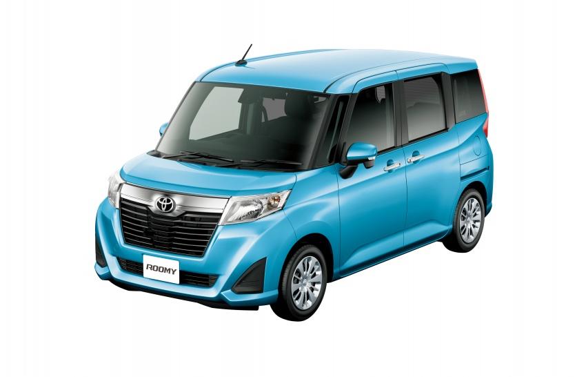 Bộ đôi Toyota Roomy và Tank minivan ra mắt tại Nhật Bản - 3