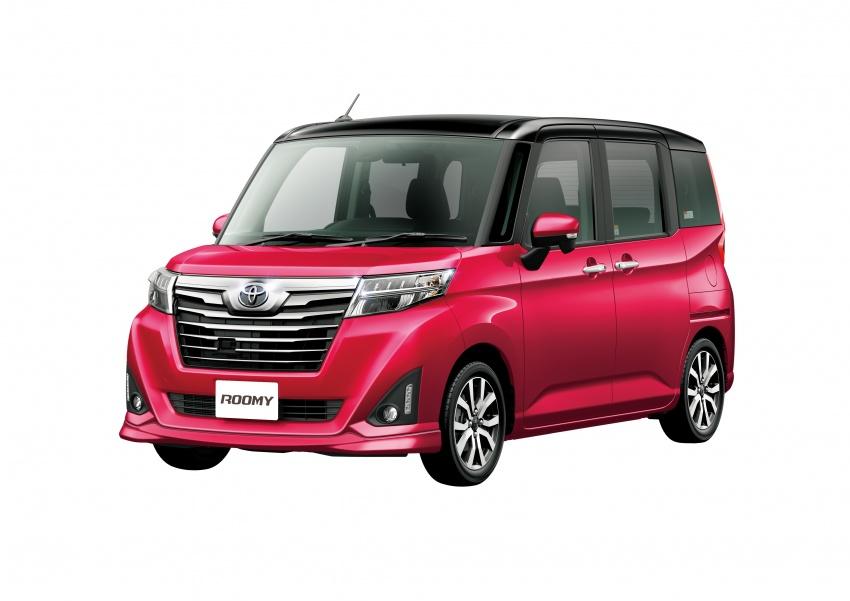 Bộ đôi Toyota Roomy và Tank minivan ra mắt tại Nhật Bản - 2