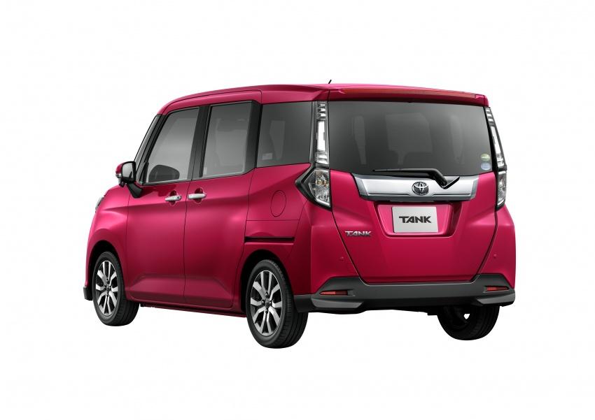 Bộ đôi Toyota Roomy và Tank minivan ra mắt tại Nhật Bản - 8